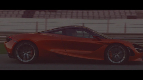 Mclaren: Raise your limits Film by Carnage