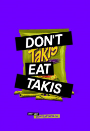 Takis: Don't eat Takis Canada, you're not ready! [image] Print Ad by Cossette Toronto