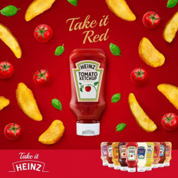 Heinz: Ketchup Print Ad by DUDE Milan