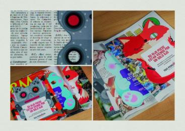 Amblyopia World Campaign: I Rescue, 5 Design & Branding by VML Bogota