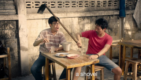 Thai Health Promotion Foundation (ThaiHealth): Replacing Alcohol Bottle Film by Leo Burnett Bangkok, Mum Films