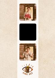 Windsor Coffee: Granny Print Ad by Athos Santa Cruz