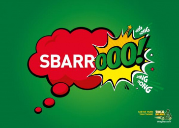 Tikla Gelsin: sbarrOOO Print Ad by Guzel Sanatlar/bates