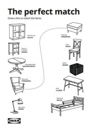 "IKEA: IKEA ""Stay Home"" Catalog - Family Boredom Solutions, 4 Print Ad by McCann Tel Aviv"