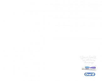 Oral-b: Your teeth as white as this page Print Ad by Universidade de Fortaleza