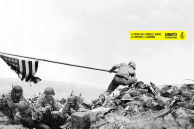 Amnesty International: Chatstories, 3 Print Ad by Castillo de If
