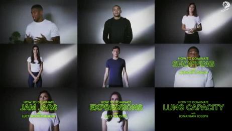 Bulk Powders: Bulk Powders Film by Droga5 London