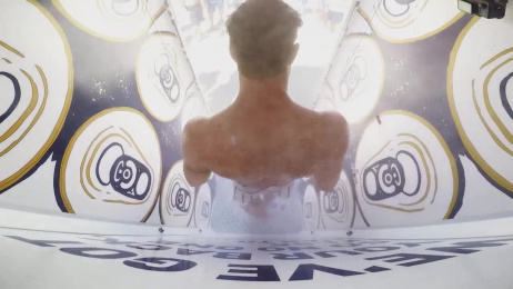 Miller Lite: We've Got Your Back Ambient Advert