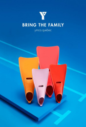 YMCA: Pool Outdoor Advert by Ogilvy Montreal