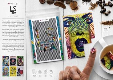 Hälssen & Lyon: LSTea, 7 Direct marketing by Kolle Rebbe Hamburg