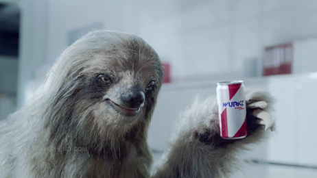 Wurkz: Sloth Film by BBDO Bangkok