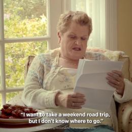 McDonald's: Sweet N' Spicy Advice: Weekend Getaways Film by We Are Unlimited