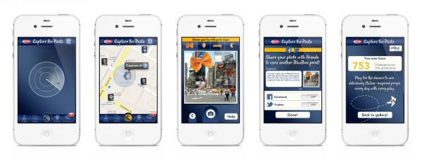 Barilla Pasta: CAPTURE THE PASTA Digital Advert by Imille