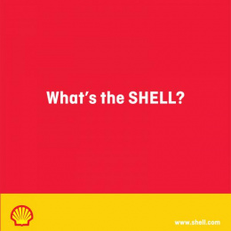 Shell: From Hell to SHELL, 1 Print Ad by University AAB Kosovo