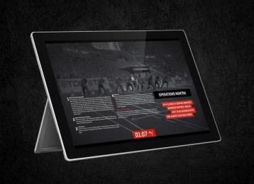 Puma: The World´s Fastest Annual Report, 2 Digital Advert by Publicis Pixelpark Hamburg