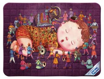 Koolfoam Mattress: Lullaby, Baby Print Ad by VML Qais Mumbai