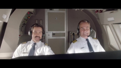 IHOP: Pilots Film by Droga5 New York, MJZ