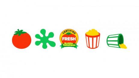 Rotten Tomatoes: Visual Identity [image] 3 Design & Branding