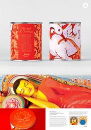 JAT: Petal Paint, 1 Design & Branding by Leo Burnett Colombo, Leo Burnett Toronto