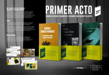 Ecopetrol: Primer acto [spanish image] Direct marketing by Grey Bogota