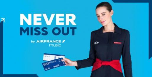Air France: Air France Print Ad by BETC