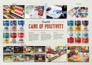 Campbell's: Cans of Positivity Case study by Motion Rom, Publicis Malaysia Petaling Jaya, Y&R Kuala Lumpur