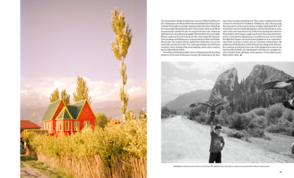 Airbnb: Kyrgyzstan Unbounded, 5 Print Ad by Airbnb / San Francisco