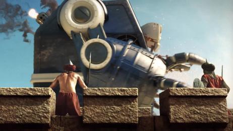 Fanta: Fanta - Official sponsor of Fantasy Film by Jung Von Matt/Elbe Hamburg