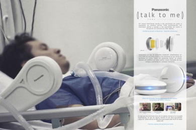 Panasonic: Talk to me [spanish image] Radio ad by Maruri Grey Quito