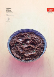 Colgate: Keep Your Teeth - FILET MIGNON Print Ad by Y&R Dubai