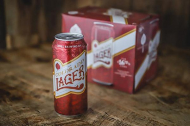 Odell Brewing Co: Colorado Lager, 1 Design & Branding by Cactus