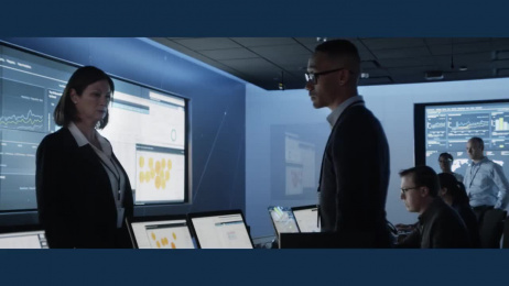 IBM Watson: Watson at Work - Security Film by Ogilvy & Mather USA, The Mill