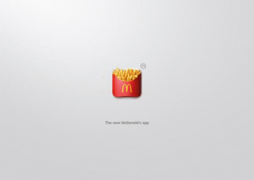 McDonald's: Fries Print Ad by TBWA\ Zurich