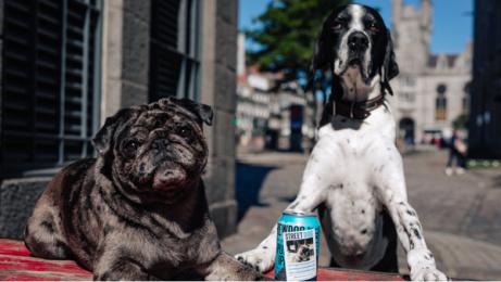 Brewdog Beer: StreetDog, 3 Print Ad by Uncommon London