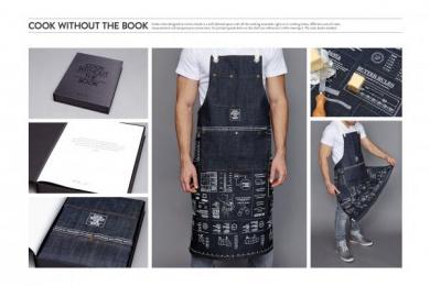 Leo Burnett: COOK WITHOUT THE BOOK Promo / PR Ad by Leo Burnett Toronto