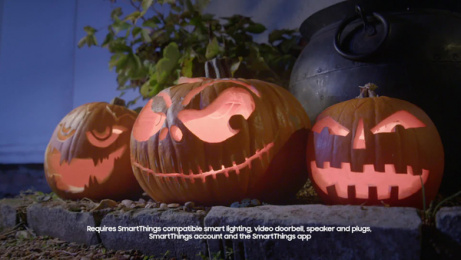 Samsung: Spook-tacular Film by Taylor Herring
