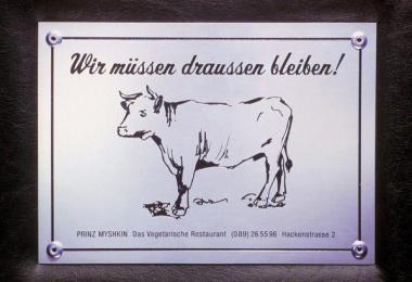 Prinz Myshkin: CATTLE Print Ad by Xynias Wetzel Von Buren
