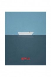 Netflix: Life of Pi Print Ad by DDB Vancouver, Anonymous Content, Steam