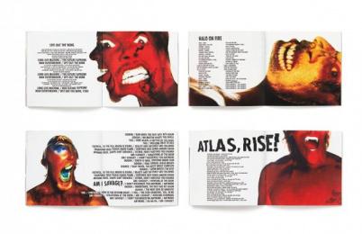 Metallica: METALLICA HARDWIRED TO SELF-DESTRUCT ALBUM DESIGN, 5 Design & Branding by Turner Duckworth: London & San Francisco