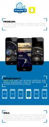 AT&T: Snapchat PSA [image] Digital Advert by Team collaboration