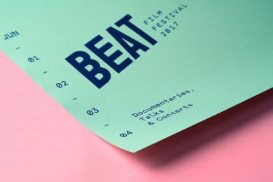 Beat Film Festival: Beat Film Festival Posters, 2 Design & Branding by BBDO Moscow