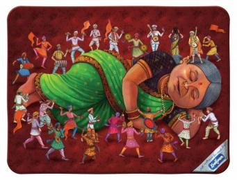 Koolfoam Mattress: Lullaby, Granny Print Ad by VML Qais Mumbai