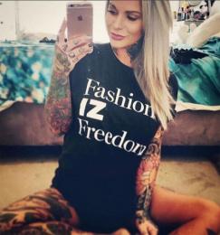 IZ: Fashion IZ Freedom, 3 Digital Advert by The Garden
