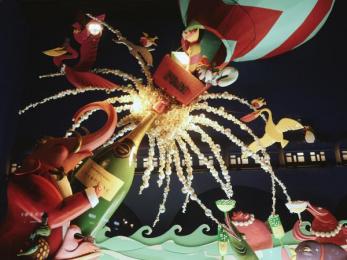 Fortnum & Mason: Christmas Windows, 6 Outdoor Advert by Otherway