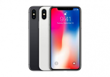 iPhone: iPhone X, 1 Design & Branding