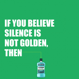 Listerine: Listerine 3 Print Ad by Pipe bomb Advertising, Bengaluru, India