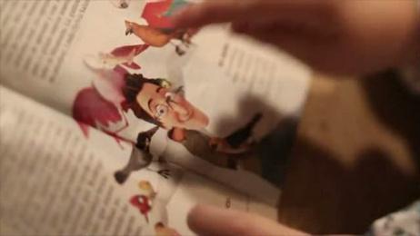 Veja Magazine: iPad Film by Grey Sao Paulo, Janela Digital