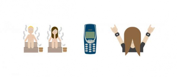 Ministry for foreign affairs of Finland: Finnish feelings emojis Digital Advert by Hasan & Partners Helsinki