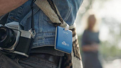 KLM Royal Dutch Airlines: KLM Care Tag, 2 Direct marketing by DDB & Tribal Amsterdam