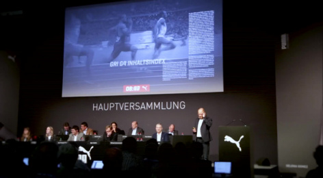 Puma: 9.58 Seconds - The World's Fastest Annual Report, 1 Film by Publicis Pixelpark Hamburg